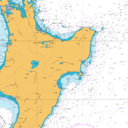 Nz marine charts
